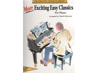 More Exciting Easy Classics for Piano