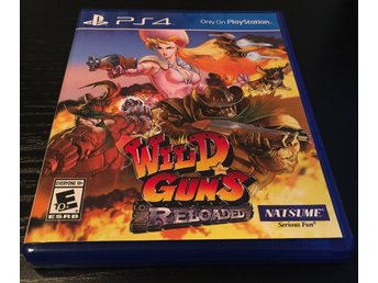Wild Guns Reloaded [PS4] Nyskick