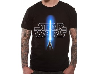 STAR WARS – LOGO & SABER - Small