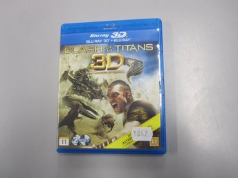Clash of the titans - Blu-ray 3D & Blu-ray