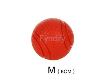 Dog Toy Rubber Ball Medium