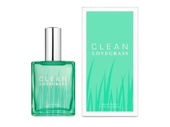 CLEAN - Lovegrass 60ml (NY)