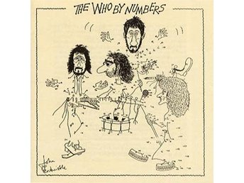 Who: The Who by numbers (Vinyl LP)