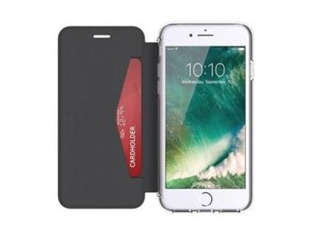 Griffin iPhone 8/7/6s/6 Plus RevealWallet Black/Clear