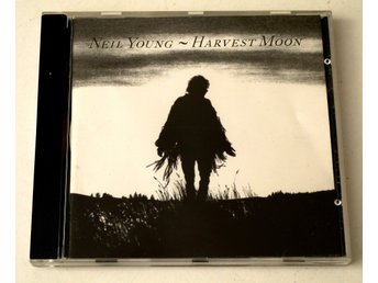 Neil Young / Harvest Moon CD