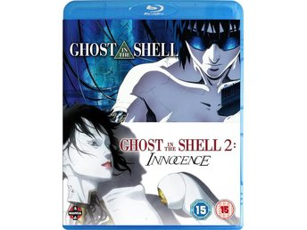 Ghost In The Shell and Ghost In The Shell: Innocence Blu-ray