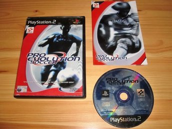 PS2: Pro Evolution Soccer - PES