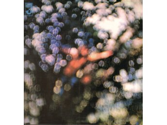 PINK FLOYD - OBSCURED BY CLOUDS. LP