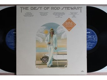 Rod Stewart - The Best Of - LP2