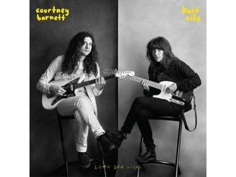 Barnett Courtney & Kurt Vile: Lotta Sea Lice (Vinyl LP)