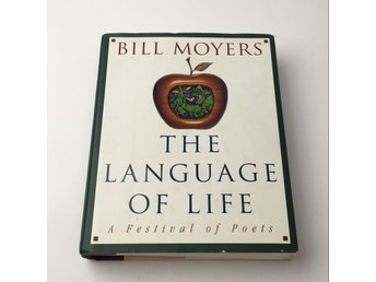Bok, The language of life, Bill D. Moyers, Inbunden, ISBN: 9780385479172