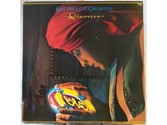 Electric Light Orchestra (ELO) - Discovery - Vinyl LP