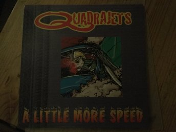 "Quadrajets - A little More speed  ( typ Hellacopters  stil. (""10"")"