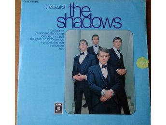The Best of The Shadows Dubbel LP