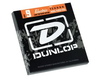 Dunlop Electric Nickel wound  9-42