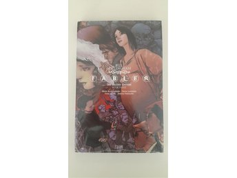 Fables: The Deluxe Edition Book Three (3) - Inplastad/Oöppnad