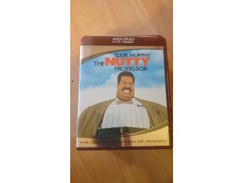 Nutty Professor HD-DVD (Den Galne Professorn)