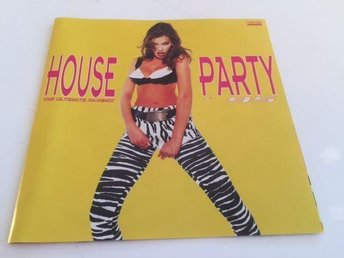 HOUSE PARTY the ultimate rave mix (FRAKTFRITT)