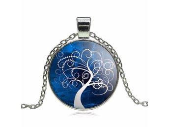 Halsband med Livets Träd / Tree of Life - Nasugbu - Halsband med Livets Träd / Tree of Life - Nasugbu
