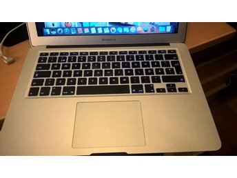 MacBook Air 13tum med Intel Core i5