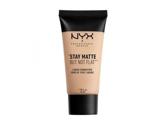 NYX PROF. MAKEUP Stay Matte Not Flat Liquid Foundation - Porcelain