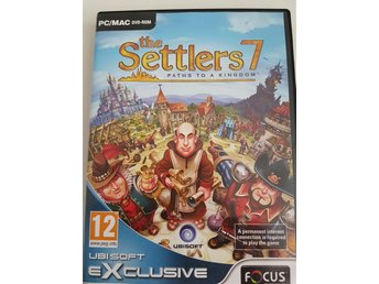 Settlers 7 - paths to kingdom