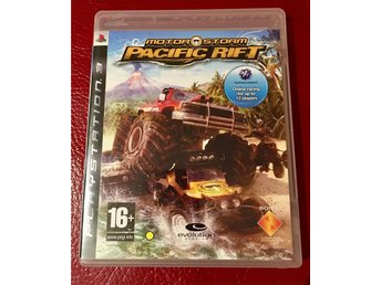 PS3 Motor Storm Pacific Rift
