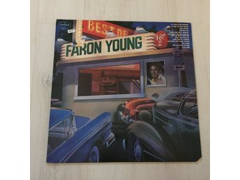 FARON YOUNG - BEST OF. (NEAR MINT LP)