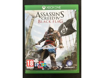 Assassin's Creed, Black flag, för Xbox One