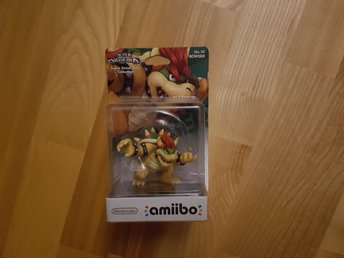 Nintendo Amiibo. Super Smash Bros Collection - Bowser. Ny