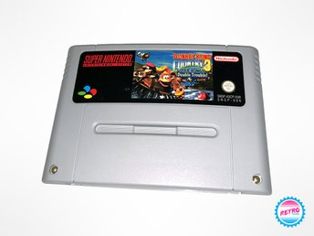 Donkey Kong Country 3 (Super Nintendo / SNES)