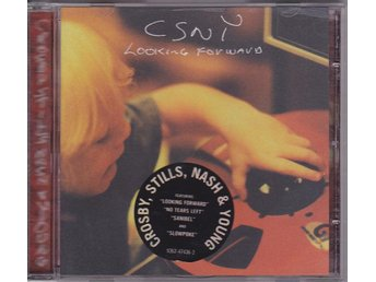 CROSBY, STILLS, NASH, NEIL YOUNG (CSNY): Looking Forward 1999 CD