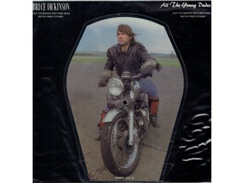 BRUCE DICKINSON - ALL THE YOUNG DUDES (PIC DISC) 7""