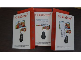 MiraScreen TRÅDLÖS TV-DONGEL - AIRPLAY, DLNA anyCast