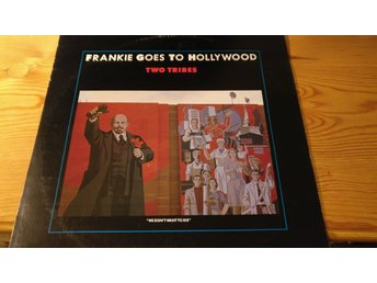 Frankie goes to Hollywood - Two tribes12""