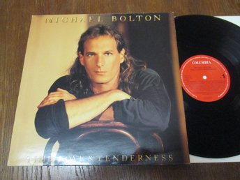 "Michael Bolton ""Time,Love & Tenderness"""