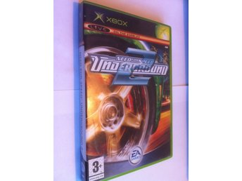 Xbox: Need for Speed Underground 2 (II)