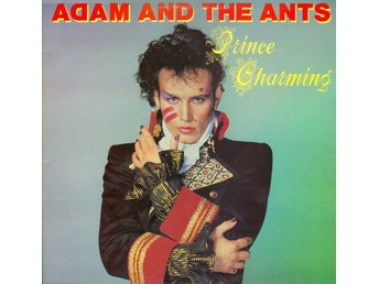Adam & The Ants  Prince Charming