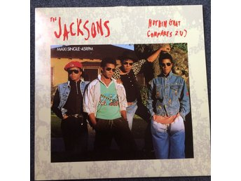 The Jacksons - Nothing that compares 2 U - Maxi single