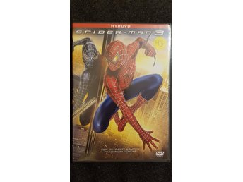 DVD: Spider-man 3