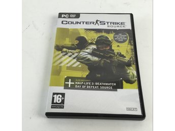 Valve, Datorspel, Counter Strike Source