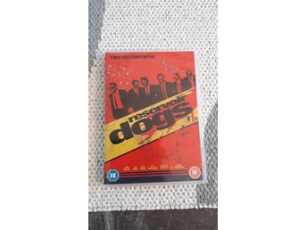 Reservoir dogs,DVD DUBBELDISC
