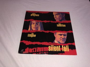 Silant fall - Widescreen edition - 1st Laserdisc