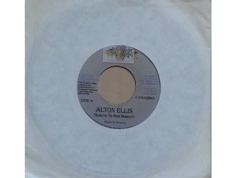 Alton Ellis  titel* Tribute To Bob Marley* Reggae/ Roots Reggae JAM 7""