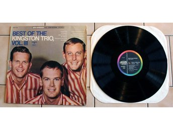 Best of the Kingston trio volume 3, Tyskpress!