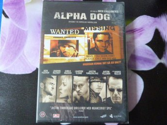 ALPHA DOG, OÖPPNAD, DVD, FILM