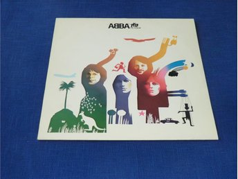 "ABBA: LP, ""THE ALBUM"""