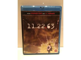 11.22.63 TV mini-serie BluRay - Sundsvall - 11.22.63 TV mini-serie BluRay - Sundsvall