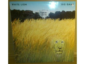 WHITE LION - BIG GAME (LP) Atlantic [781 969-1]
