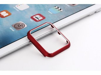 Aluminum Apple Watch Case - 38mm - Red
